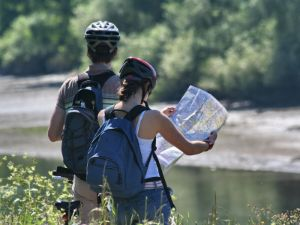 Fahrrad-Stadtplan, Routenplaner und Radlkarten