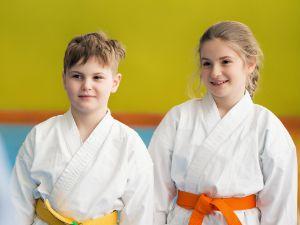 Mit Judo Koordination lernen