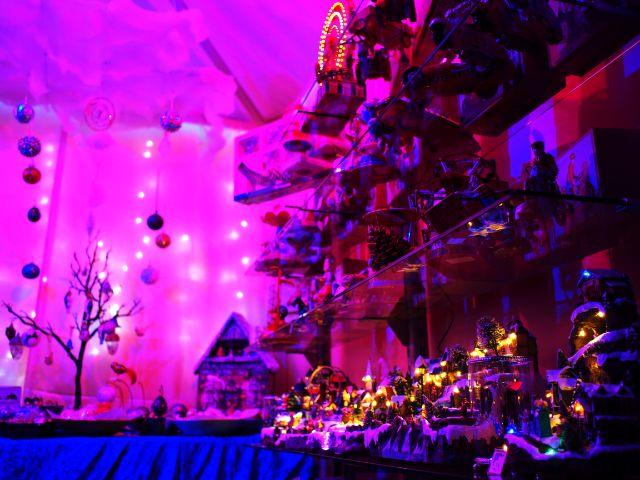 Pinker Weihnachtsmarkt.Weihnachtsmarkt Pink Christmas Eroffnet Das Offizielle