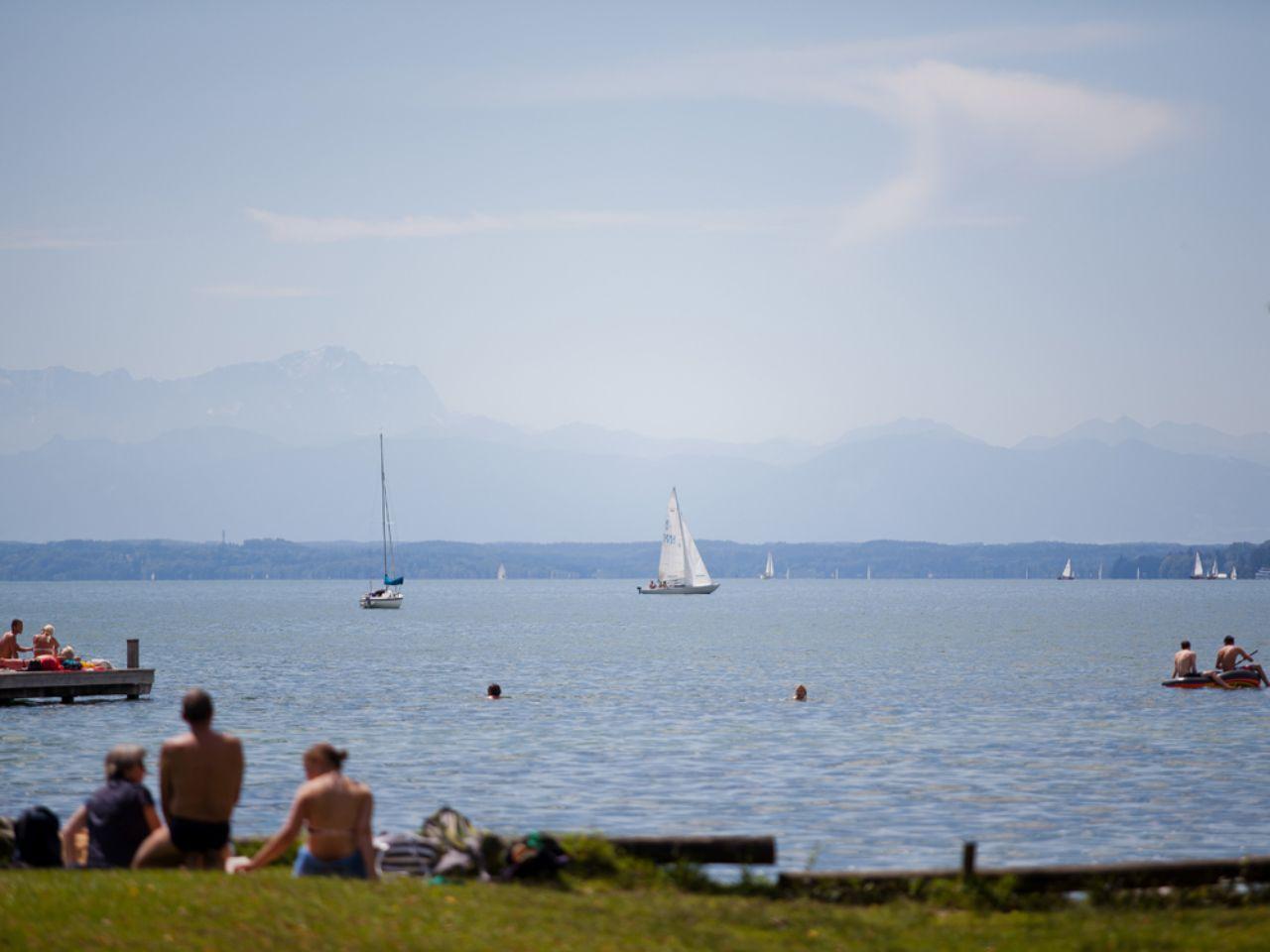 Starnberger See Umland München Das Offizielle Stadtportal