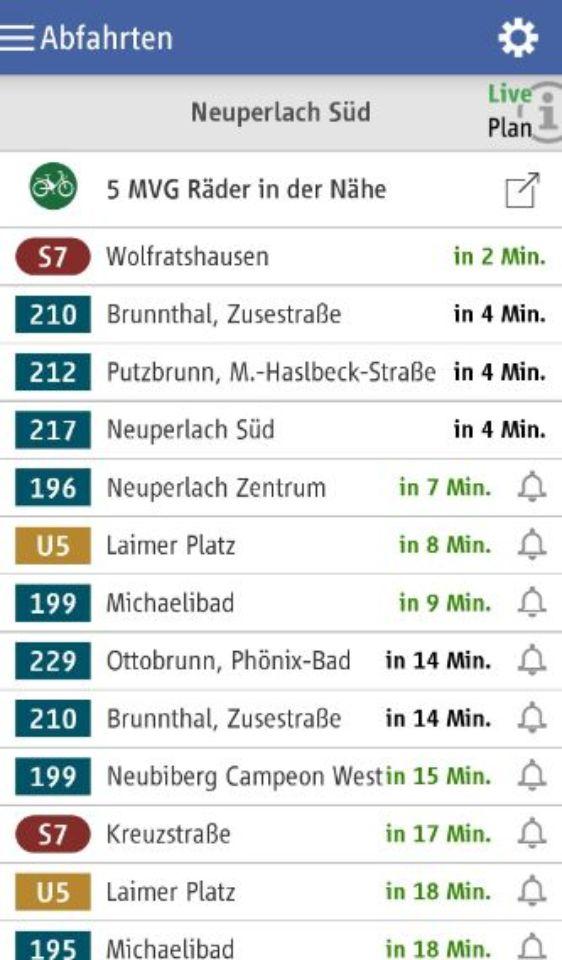 MVG Fahrinfo München & MVG more: Apps im Doppelpack - Im