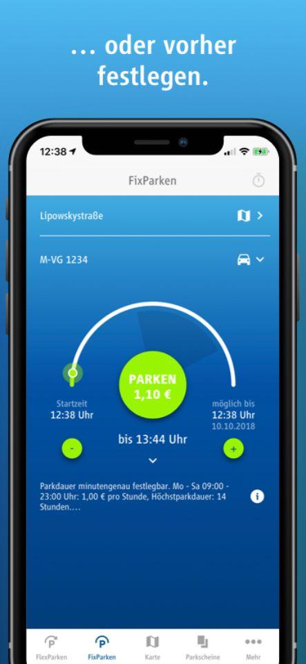 Bargeldlos Bezahlen Mit Der App Handyparken München Das