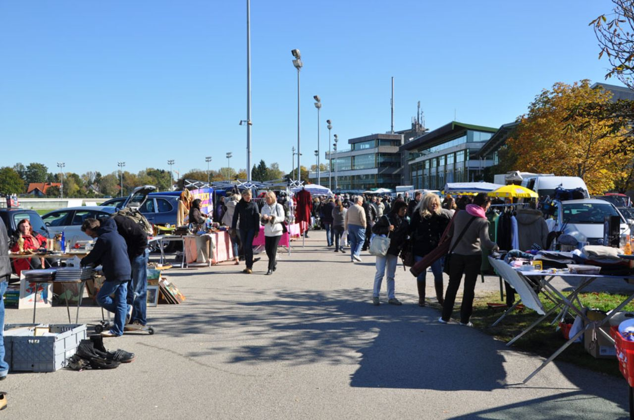 Hamburg christi himmelfahrt flohmarkt Vatertag und