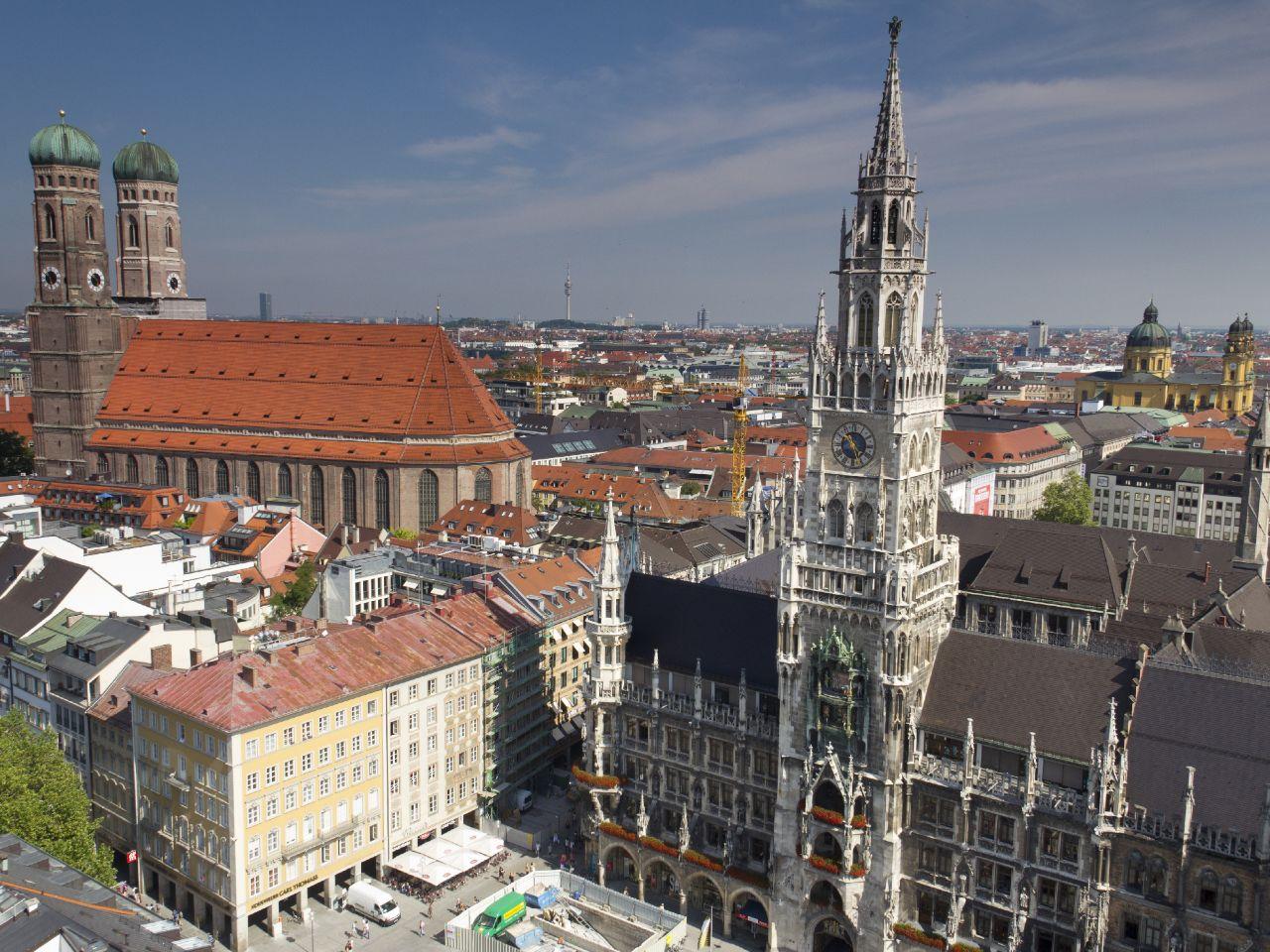 Kirche Alter Peter In München Das Offizielle Stadtportal Muenchende