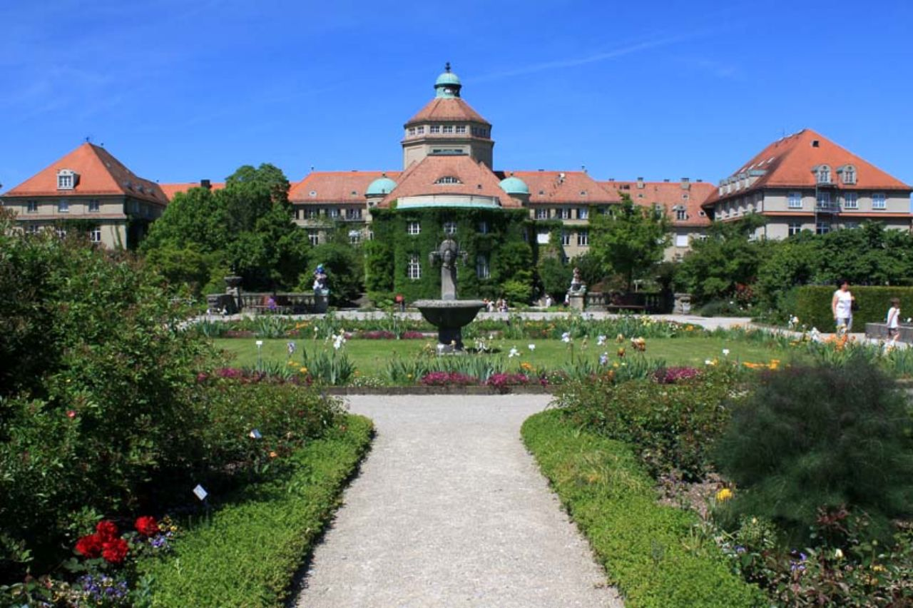 Botanischer Garten In München Das Offizielle Stadtportal Muenchende