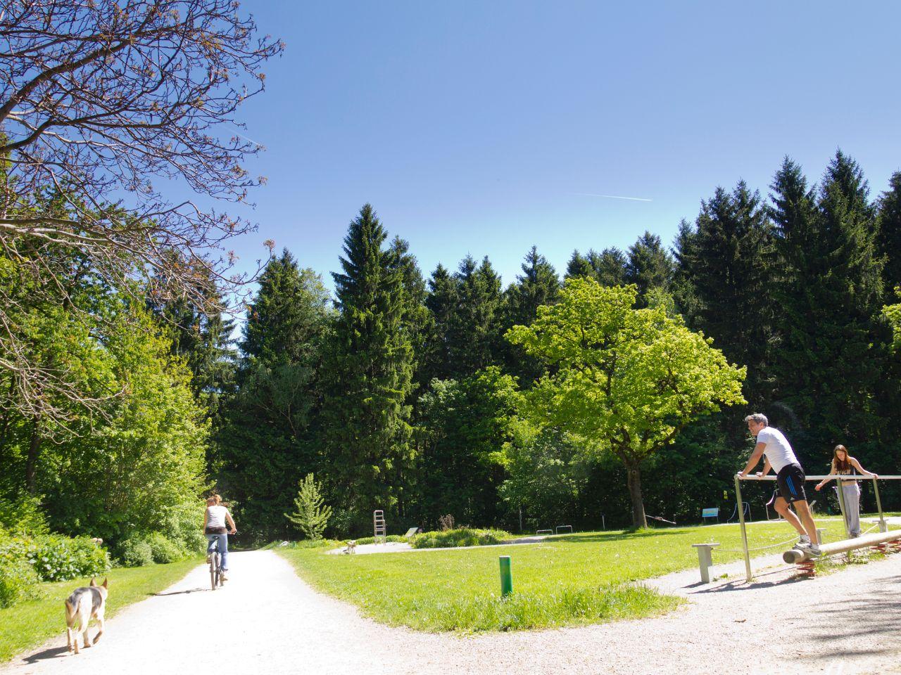 Südpark In München Das Offizielle Stadtportal Muenchende