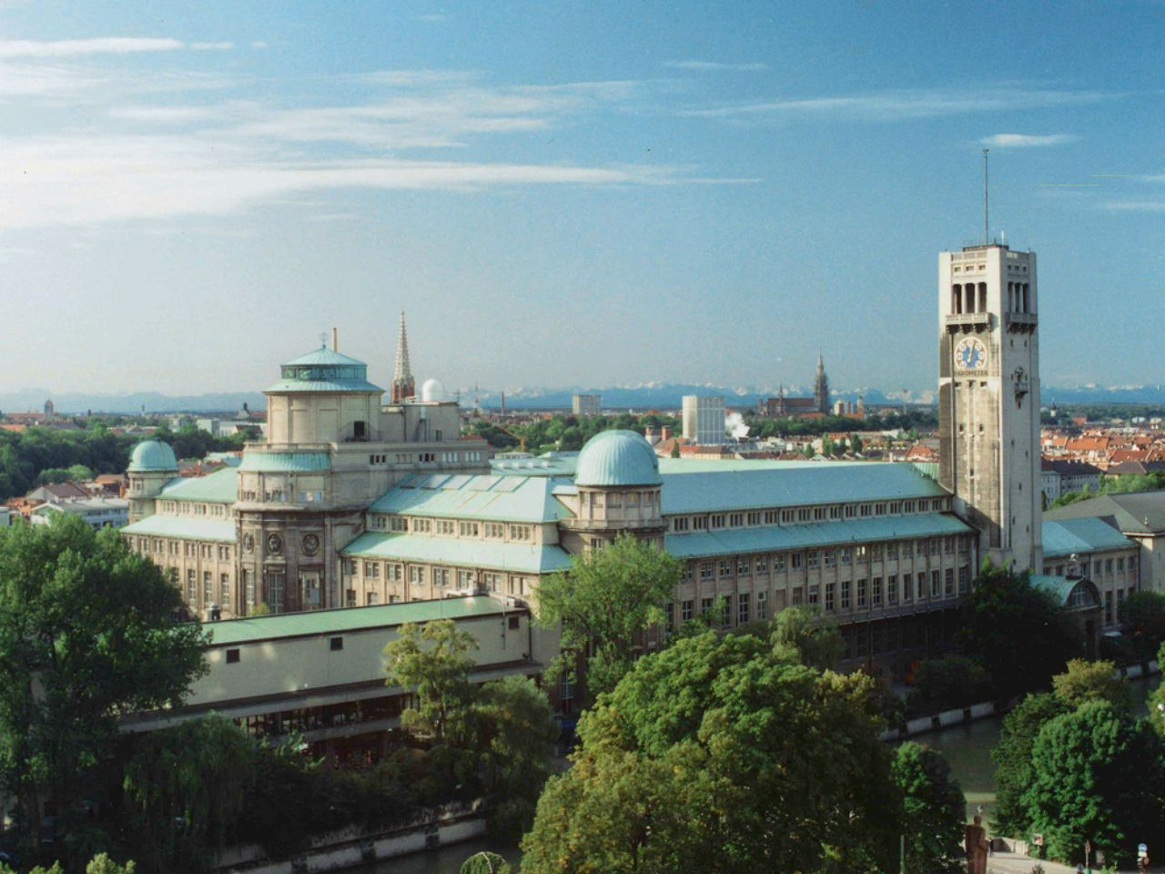 Munich: attractions, museums and parks 62