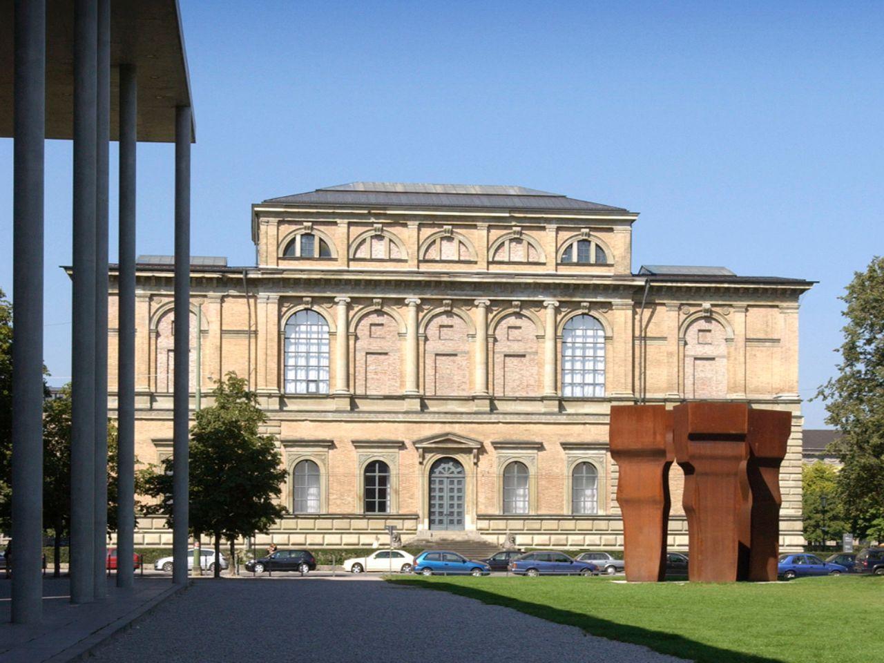 Alte Pinakothek Museen München Das Offizielle Stadtportal Muenchende