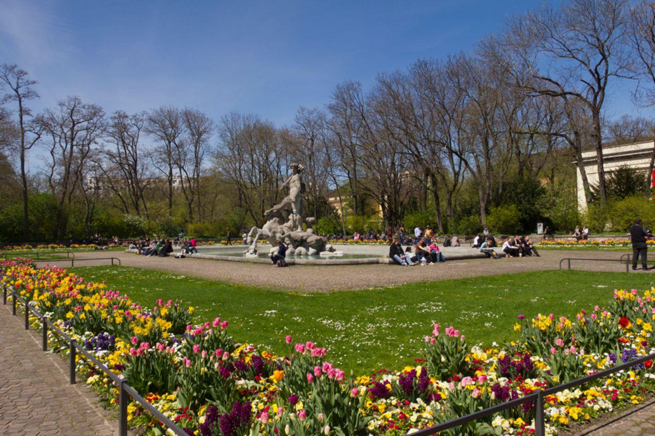 Alter Botanischer Garten In München Offizielles Stadtportal