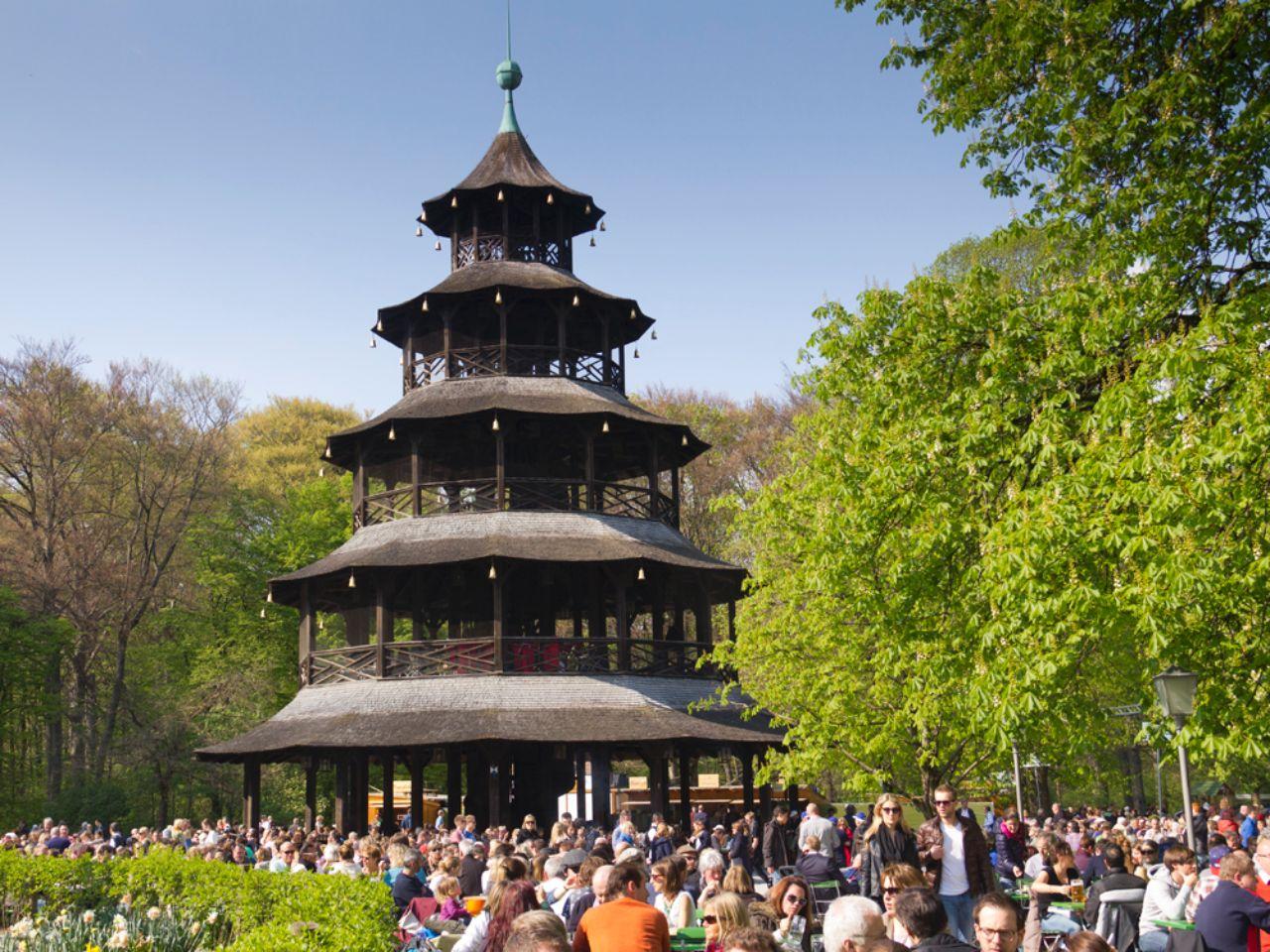 Englischer Garten In München Das Offizielle Stadtportal Muenchende