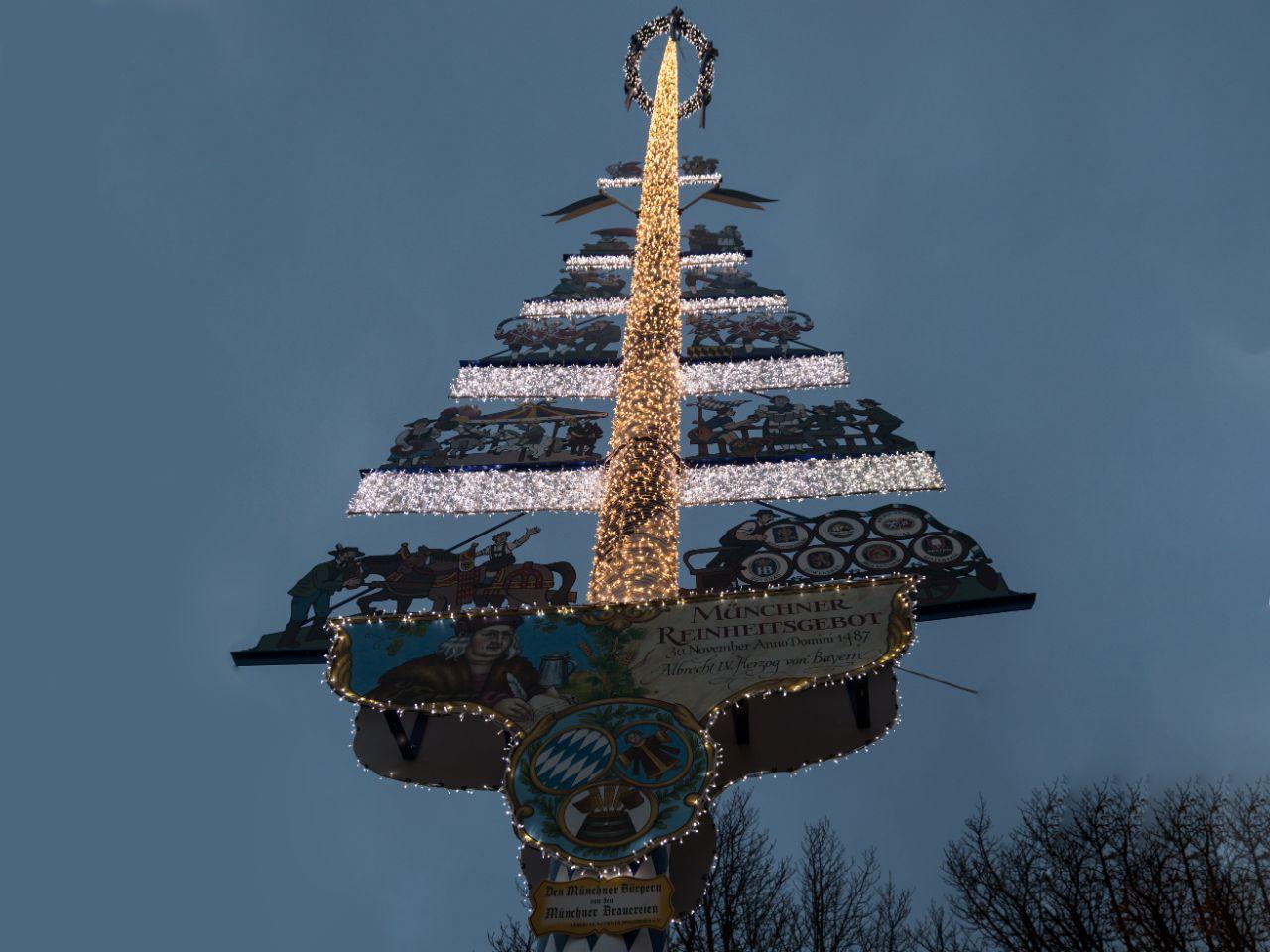 Winterzauber Viktualienmarkt München - im offiziellen Stadtportal ...