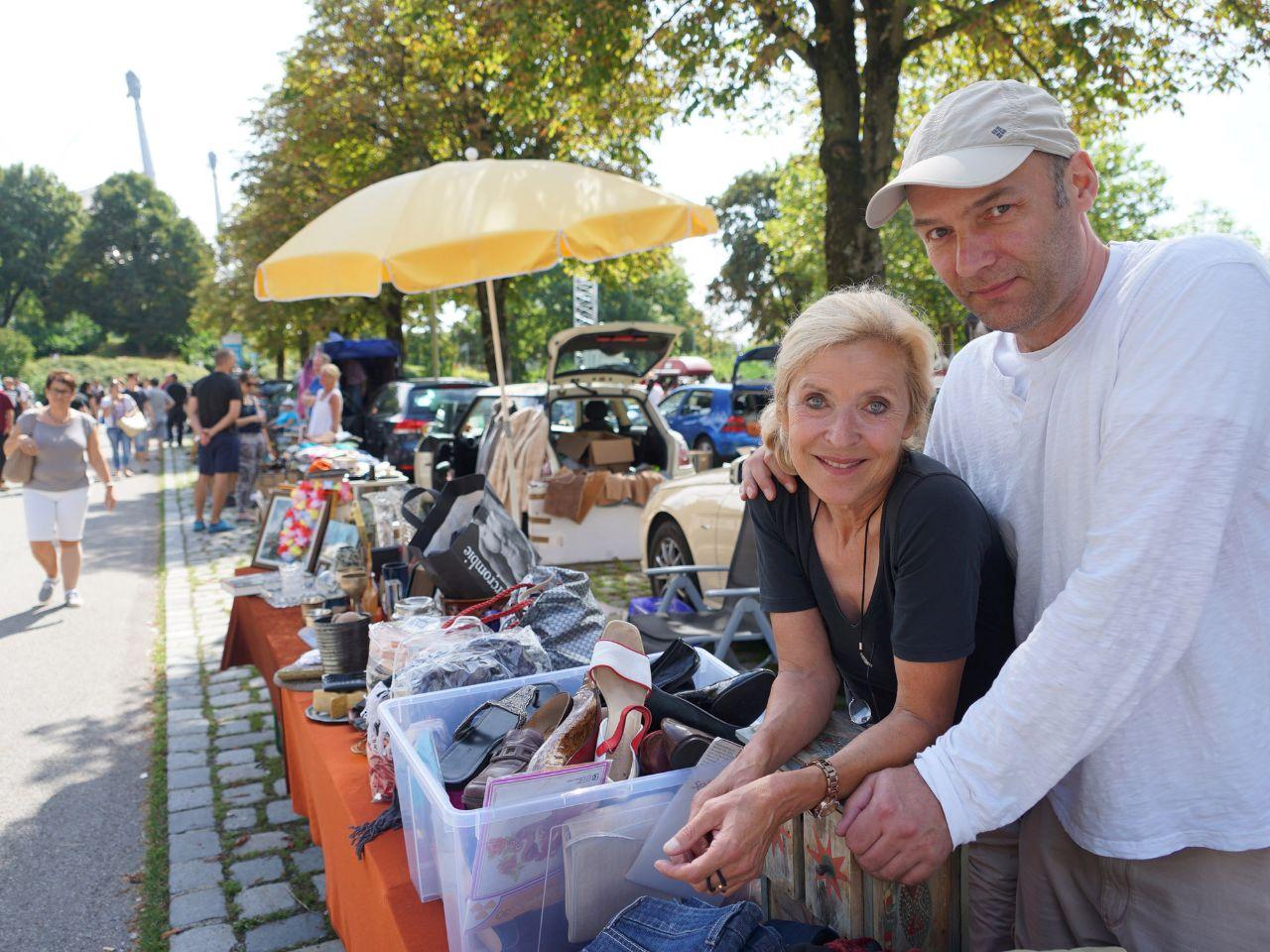 Munchen kleider flohmarkt