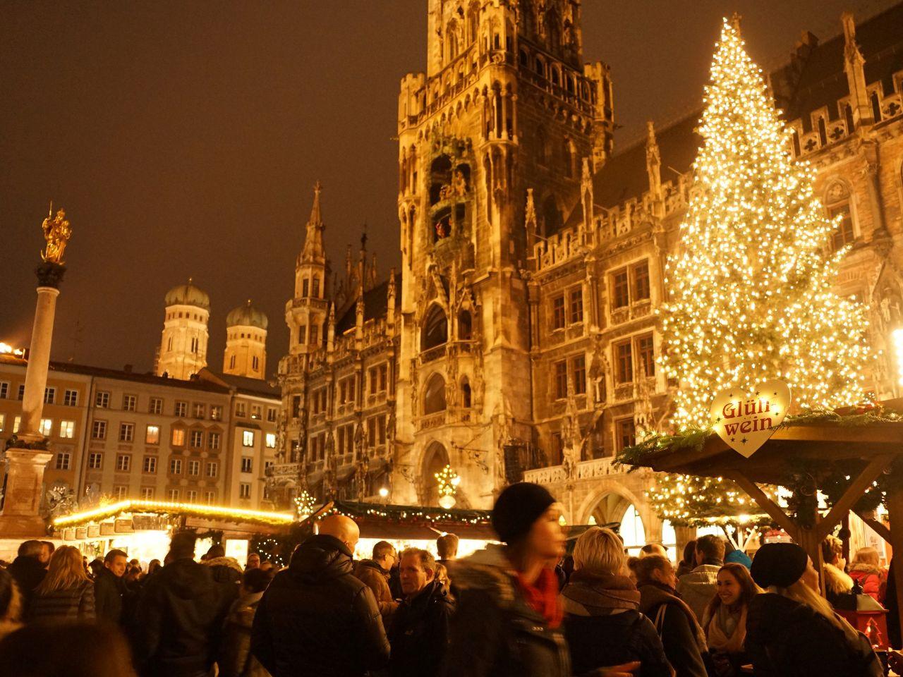 Beginn Weihnachtsmarkt Berlin 2019.Weihnachtsmärkte In München Das Offizielle Stadtportal Muenchen De