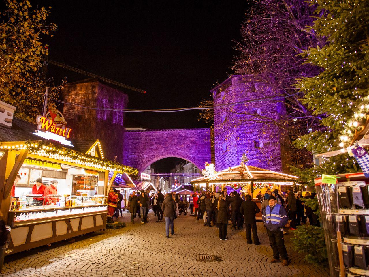 Wie Lange Hat Der Weihnachtsmarkt Auf.Weihnachtsmarkt Am Sendlinger Tor Christkindlmarkt München Im
