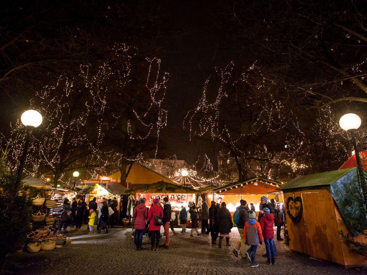 Was Gehört Auf Einen Weihnachtsmarkt.Haidhauser Weihnachtsmarkt Christkindlmarkt München Im