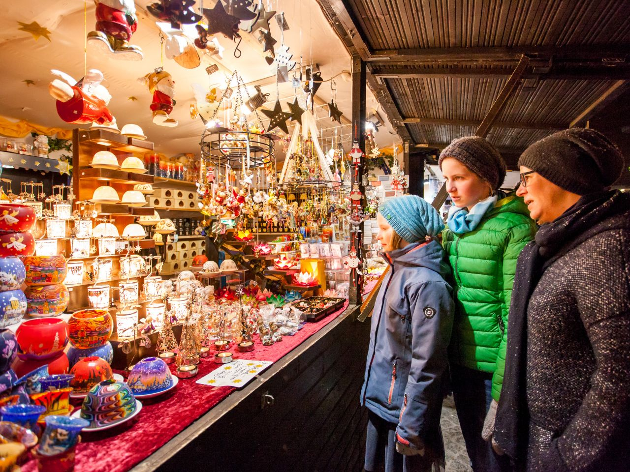 Weihnachtsmarkt Unter Der Woche.Neuhauser Weihnachtsmarkt München Im Offiziellen Stadtportal