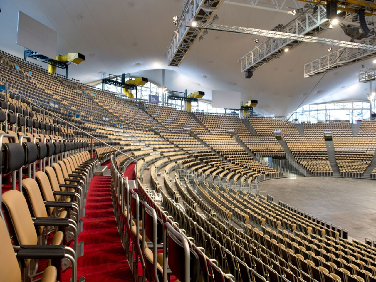 Olympiahalle München - im offiziellen Stadtportal für München
