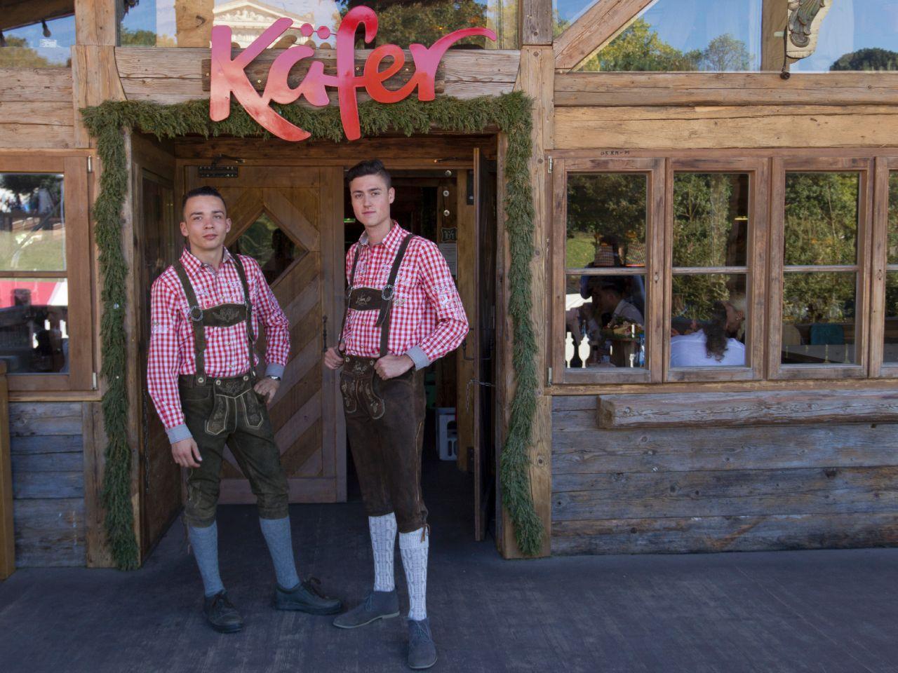 Käfer Wiesn-Schänke Oktoberfest München - Das offizielle Stadtportal ...