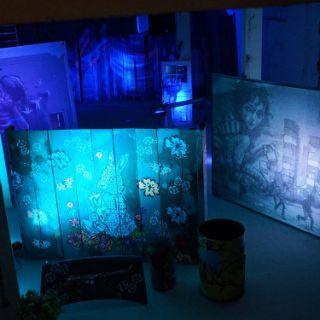 Eindrücke vom Muca Museum für Urban Art und Street Art