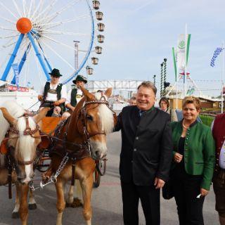 ZLF-Rundgang 2016: Tiere, Technik, Traditionen