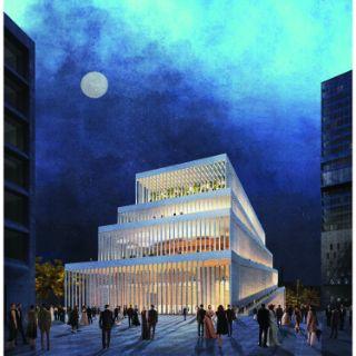 Die Sieger im Architekturwettbewerb für das neue Konzerthaus im Werksviertel in München