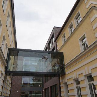 Einblicke ins neue Einstein 28 der Volkshochschule München