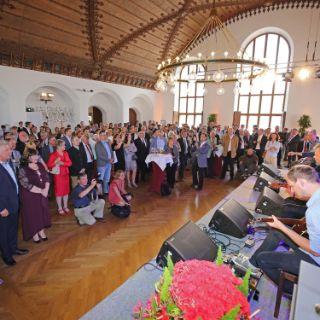 Geburtstagsfeier zu Ehren von Oberbürgermeister Dieter Reiter