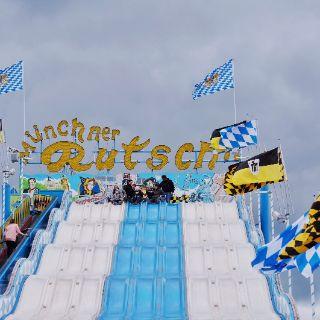 Frühlingsfest auf der Theresienwiese: Bilder vom ersten Wochenende