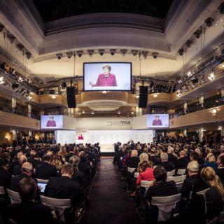 Münchner Sicherheitskonferenz 2019