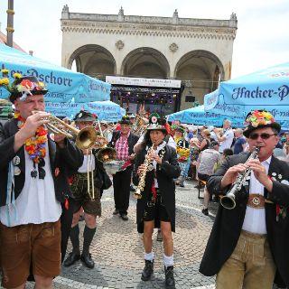 Eindrücke vom Münchner Stadtgründungsfest 2019