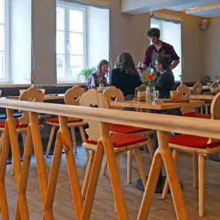 Neues Knödelrestaurant in der Klenzestraße