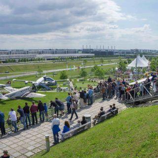 Den Münchner Flughafen erleben –im Besucherpark