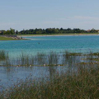 Bilder vom Riemer See