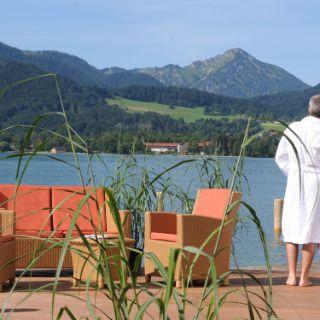Monte Mare Seesauna und Strandbad in Tegernsee