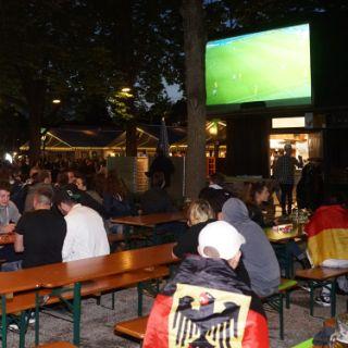 So fieberte München beim EM-Auftakt des DFB-Teams mit