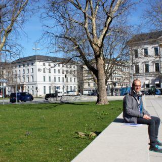 Münchner Sonnenplätze: Platz der Opfer des Nationalsozialismus
