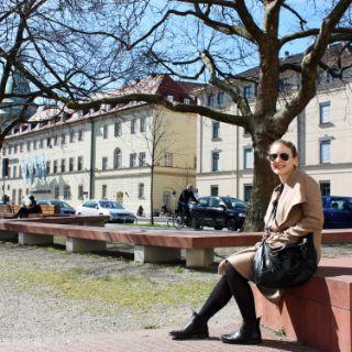 Münchner Sonnenplätze: Rudi-Hierl-Platz