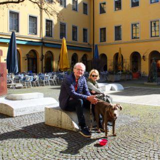 Münchner Sonnenplätze: Salvatorstraße