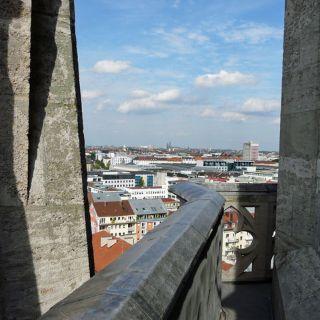 Aussicht von St. Paul