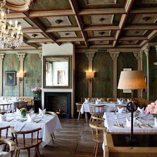 Gepflegte bayerische Küche gegenüber der Bayerischen Staatsoper