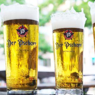 Beim Pschorr legt man Wert auf traditionelle Bierkultur und regionale Produkte von bester Qualität.