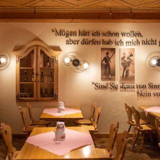 Traditionswirtshaus in der Münchner Altstadt