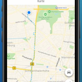 Die App HandyParken München