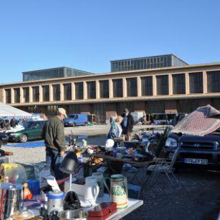 Flohmarkt München-Freimann