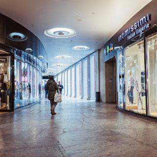 Einkaufspassagen