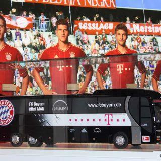 Stars, Fans und Emotionen: Die FC Bayern Erlebniswelt