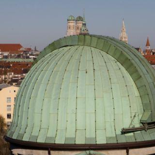 Sternwarte im Deutschen Museum