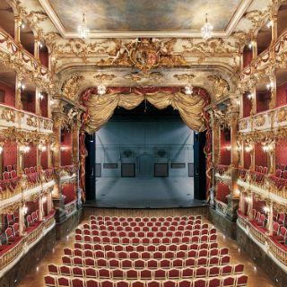 Cuvilliés Theater in der Residenz München