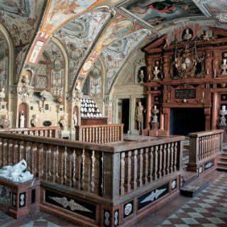Antiquarium in der Residenz München
