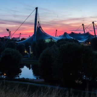 Der Olympiapark München